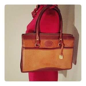 Vintage Dooney and Bourke Pebble Leather